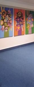 Centrālās slimnīcas pediatrijas nodaļa Daugavpilī