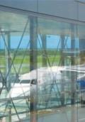 """Starptautiskās lidostas """"Rīga"""" rekonstrukcija un jaunais termināls"""