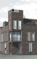 Dzīvojamās un darījumu funkcijas apbūve Ostas ielā 13 un Lielā ielā 21 Ventspilī