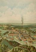 Līgatnes papīrfabrikas ciemata vēsturiskā centra izpēte un attīstības koncepcija